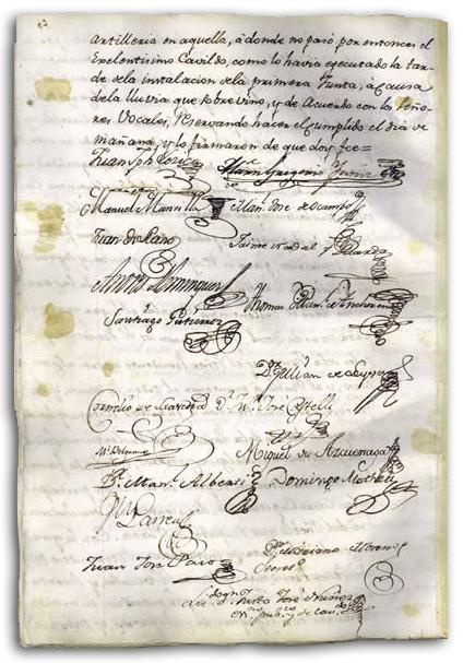 ARGENTINA HISTRICA La Historia Argentina